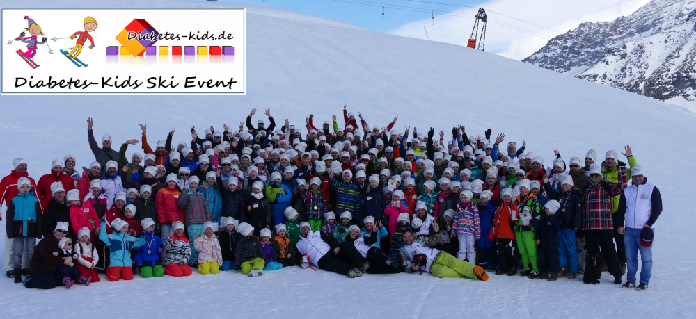 Diabetes Kids Skievent2017