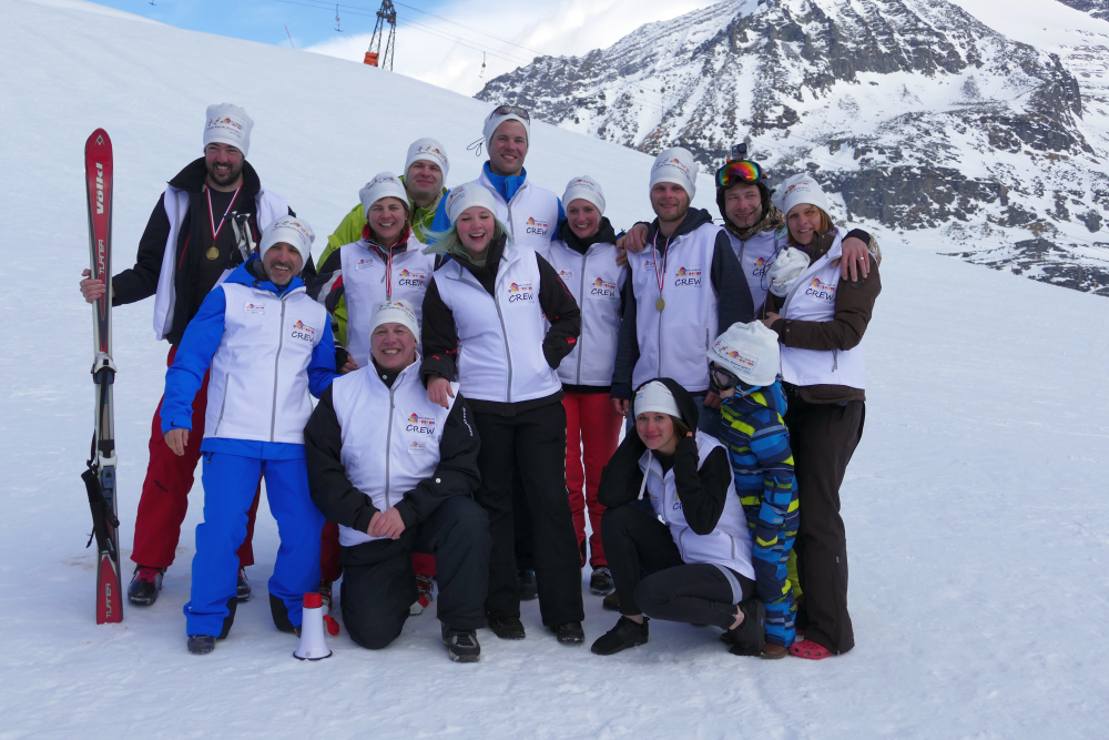Diabetes Kids Skievent2017 Crew