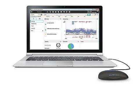 Accu Chek SmartPix 3.0 Auswertung CGM Daten