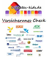 Diabetes-Kids Krankenversicherungs Check
